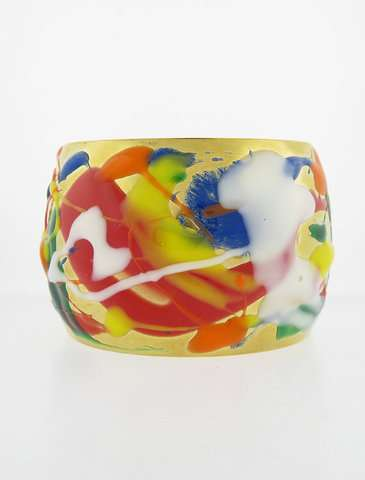 Chic Graffiti Bracelets