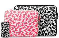 Trippy Laptop Cases - Incase and Eley Kishimoto Have Teamed Up to Create a Few Wicked Designs