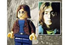 20 Fun LEGO Figurines - From Tattooed LEGO Toys to Building Block Flicks