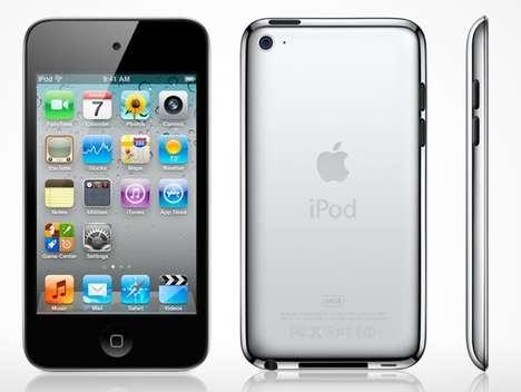 Sleek Apple MP3 Players