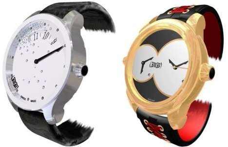 The 7 Sins Collection by MB Watches are Beautiful