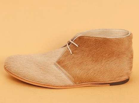 Hairy Sand Shoes