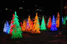 LED Theme Parks - The i-City in Malaysia Just Took Christmas to a Whole New Level