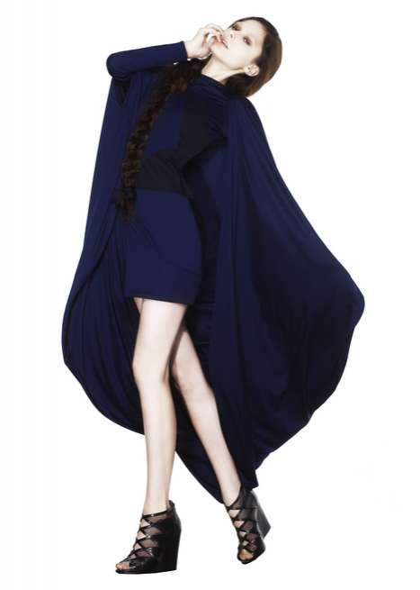Couture Capes and Drapes