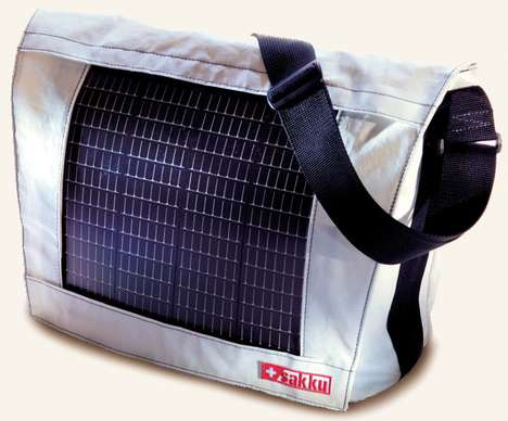 Stylish Solar Sail Bags