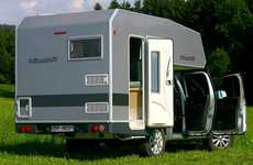 Removable Car Campers