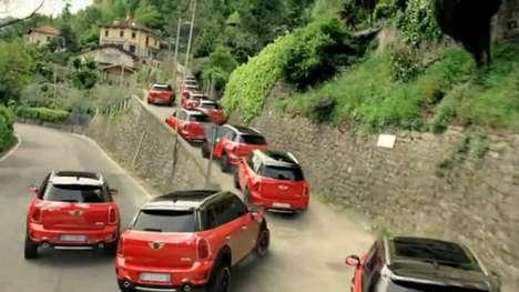 Multiplying Car Commercials