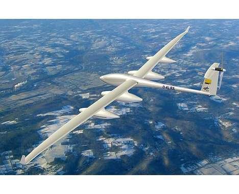 25 Eco Aircraft Designs