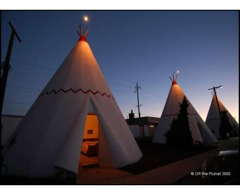 33 Tents and Tepees