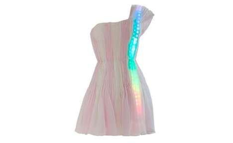 Selfridges Sells the 'K Dress' by CuteCircuit to Make You Shine