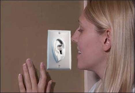 Anatomic Light Switches
