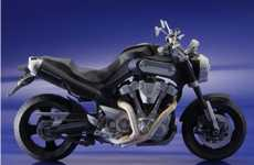 Papercraft Motorcycles - Download the DIY Ultra-Realistic Yamaha MT01 Paper Model Plans