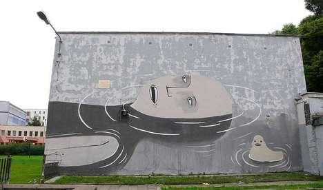 Social Commentary Graffiti