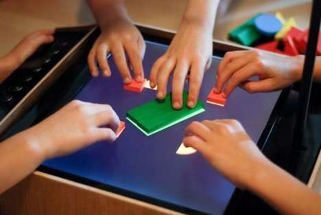 Digital Interactive Teaching Tools - 'Pas a Pas' Promotes Learning Through Use of Everyday Objects