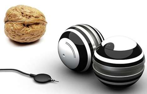 Nutty MP3 Players