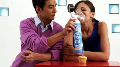 Satirical Pollution PSAs