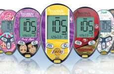 Playful Glucose Monitors - 'Skinit' Decorative Meter Skins Customize Freestyle Blood Monitors