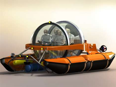 Bubble Dome Submarines