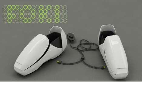 Floor-Cleaning Sneakers