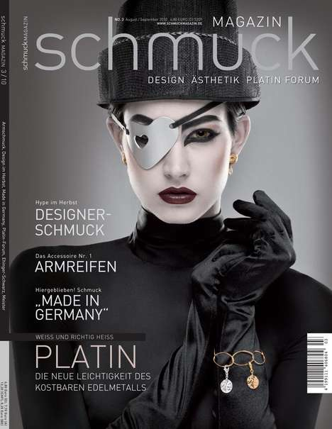 Dark Mistress Pictorials - The Marietta Dallapozza SCHMUCK Magazine Issue