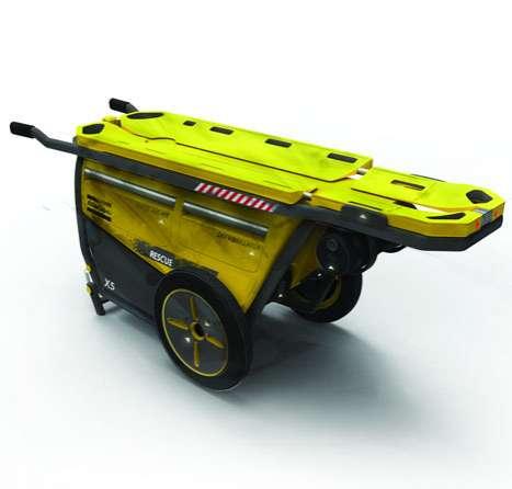 Speedy First Aid Vehicles