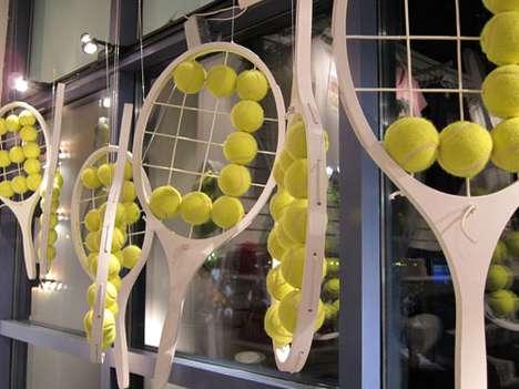 Sporty Shopfront Ballyhoos