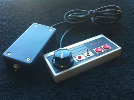 Musical Game Controllers