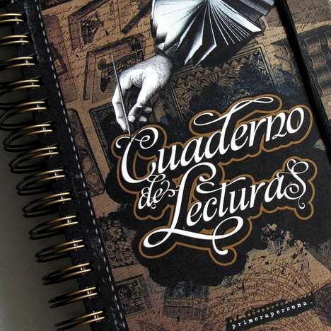 Record Your Reading History with the 'Cuaderno de Lecturas' Book Diary