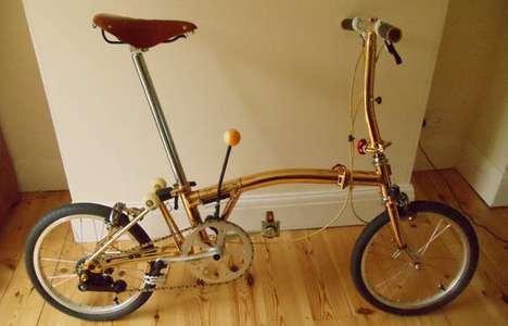 24-Carat Convertible Cycles