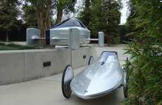 Super Sleek Soapbox Racers - These General Motors Extreme Gravity Cars Are Built for Speed