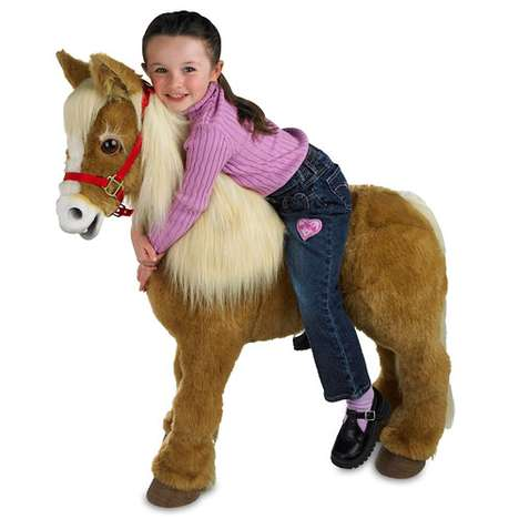 Subversive Toy Ponies