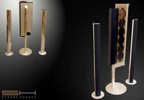 Bedazzled Sound Systems - Stuart Hughes Creates World's Most Expensive Speakers