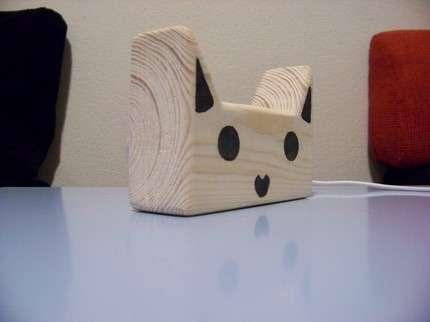 Feline iPod Ports