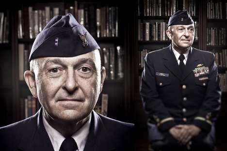 Retrospective Military Portraits