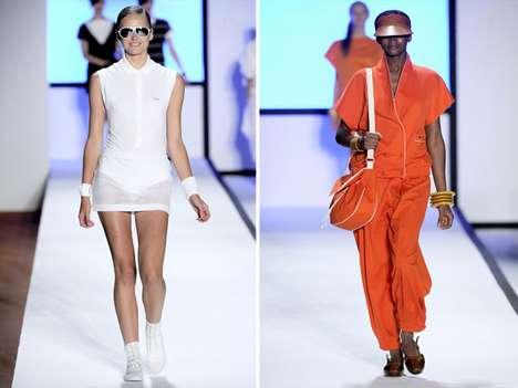 Sheer Sportswear & Breezy Jumpsuits
