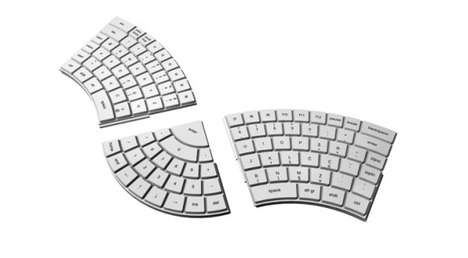 3-Piece Keyboards