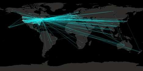 Migratory Information Aesthetics