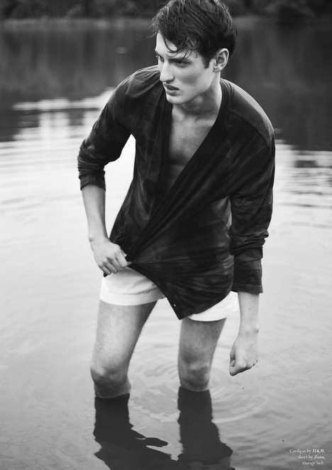 Lakeside Menswear Shoots