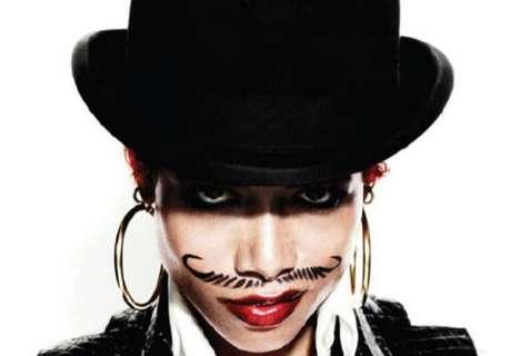 Classy Female Moustaches
