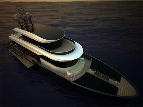 Zero-Emission Yachts