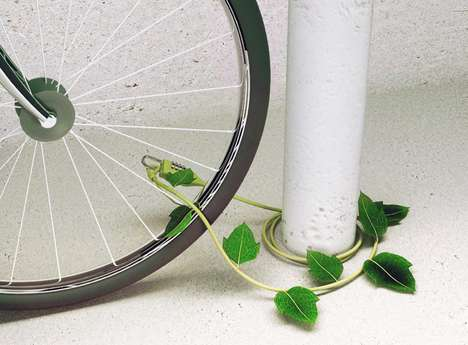 Bicycle Chain Vines
