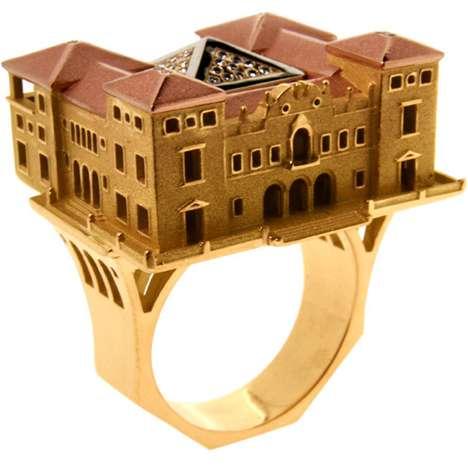 Intricate Architectural Accessories