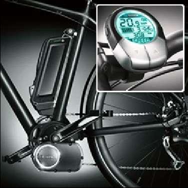 Battery-Powered Bikes
