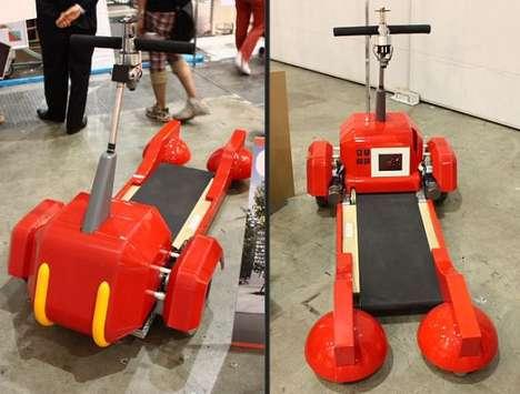 Eco Mobile Treadmills