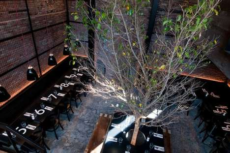Tree-Table Restaurants