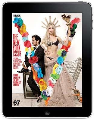 Fashionable iPad Apps