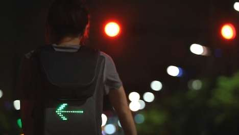 Signalling Backpacks