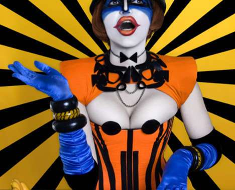 59 Examples of Clown Couture