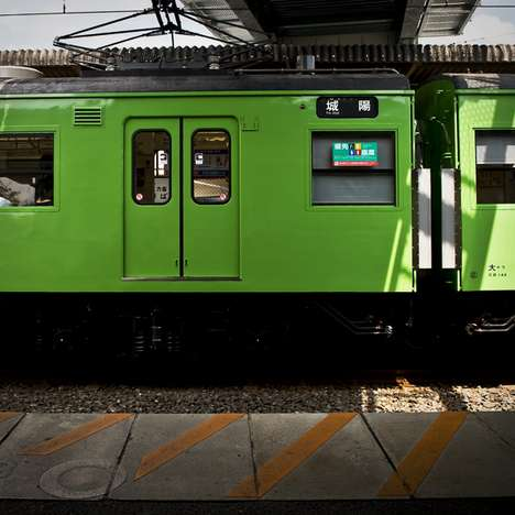 Asian Transportation Photography