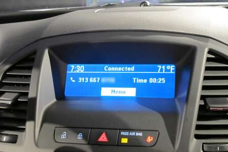 OnStar Vehicles are Now Equipped with Facebook Features